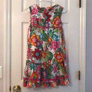 Girl's Summer Dress